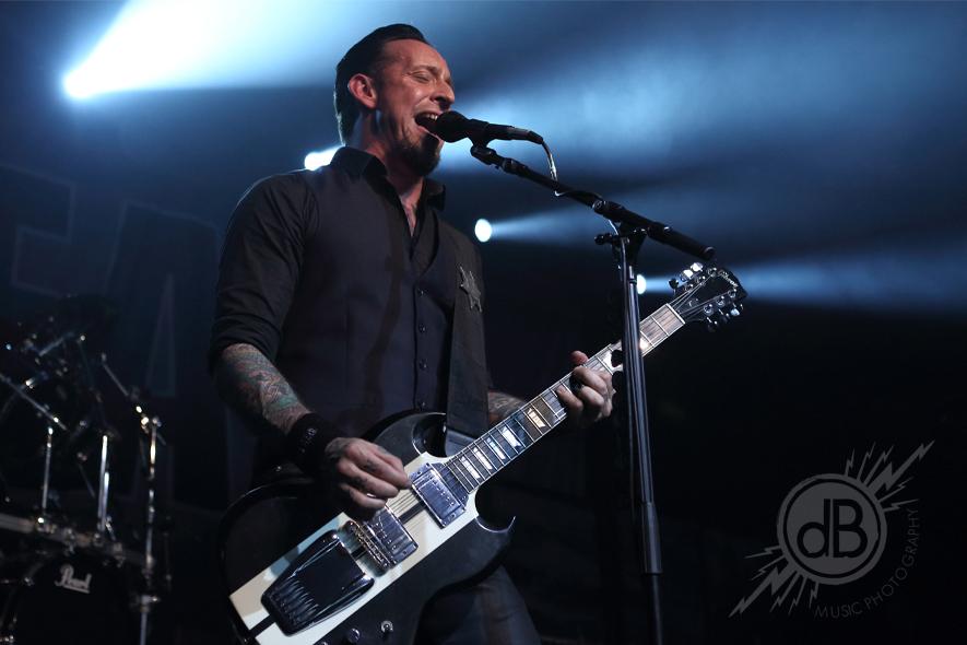 Volbeat Live at the Barrowlands | decibelROGUE