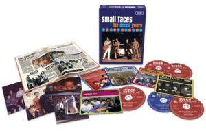 AUDIO Small Faces The Decca Years 19651967 5CD boxed set